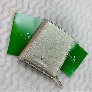 NWT Kate Spade Cedar Street Small Stacy Wallet